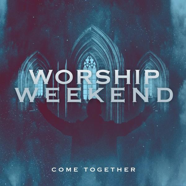 Worship Weekend Social Media Graphic
