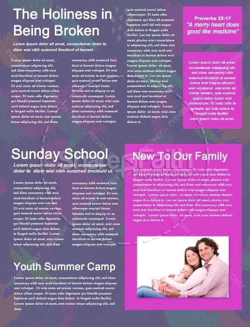 Love Like Jesus Church Newsletter