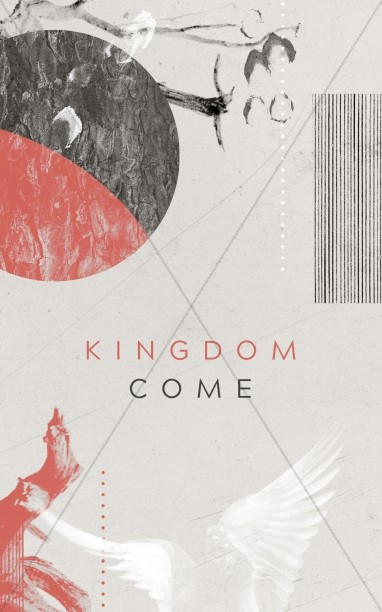 Kingdom Come Church Bifold Bulletin