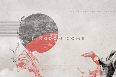 Kingdom Come Title Church Motion Graphic