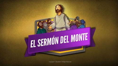 Sermón del Monte (Bienaventuranzas) Video bíblico para niños
