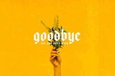 Generous Flowers Goodbye Church Video