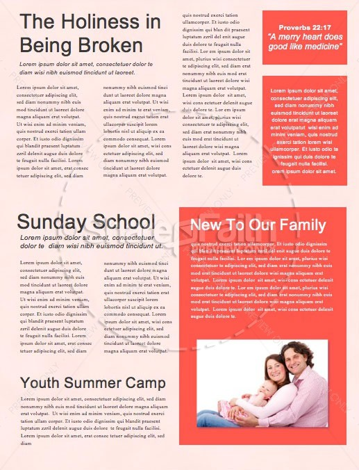 Relationship Goals Red Church Newsletter