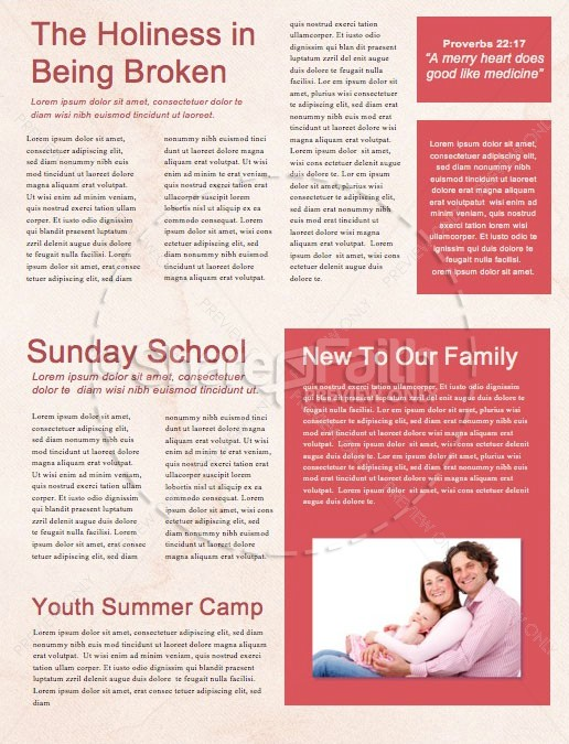 Be Kind Rose Church Newsletter | page 2