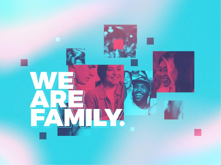 We Are Family Church PowerPoint