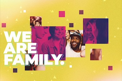 We Are Family Title Church Video