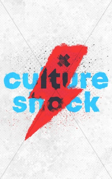 Culture Shock Church Bifold Bulletin
