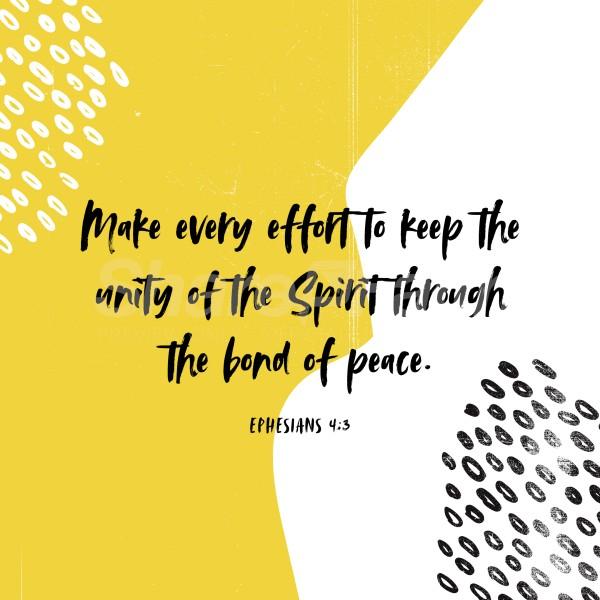 Ephesians Peace Social Media Graphic