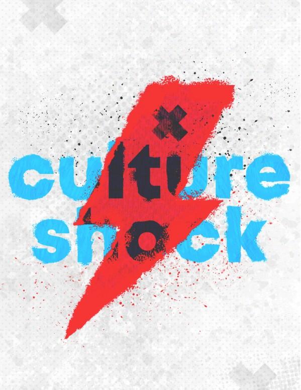 Culture Shock Church Flyer
