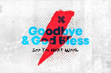 Culture Shock Goodbye Church Video