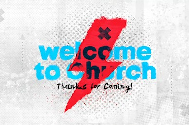 Culture Shock Welcome Church Video
