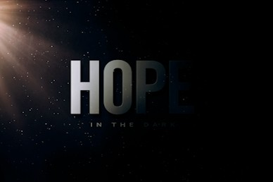 Hope In The Dark Title Church Video