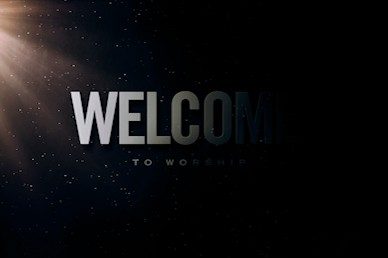 Hope In The Dark Welcome Church Video