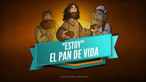 Video bíblico de Juan 6 Pan de vida para niños