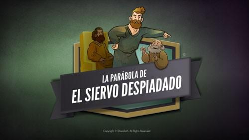 Mateo 18 La parábola del siervo que no perdona Video bíblico para niños