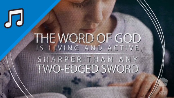 The Word of God Kids Worship Video for Kids Instrumental