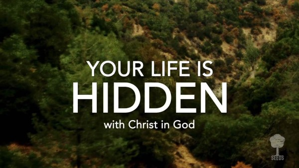 Your Life Is Hidden Kids Worship Video for Kids