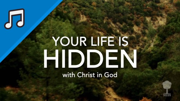 Your Life Is Hidden Kids Worship Video for Kids Instrumental