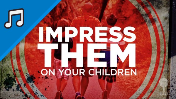 Impress Them Kids Worship Video for Kids Instrumental