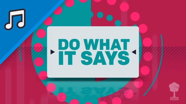 Do What It Says Kids Worship Video for Kids Instrumental