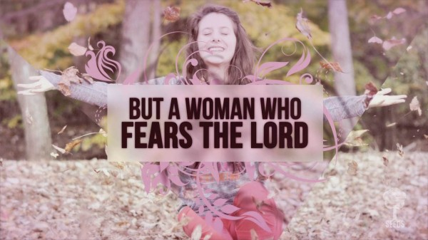 A Woman Who Fears The Lord Kids Worship Video for Kids