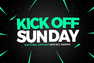 Kick Off Sunday Title Church Video