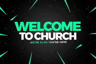 Kick Off Sunday Welcome Church Video