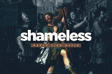 Shameless Title Church Motion Graphic