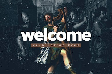 Shameless Welcome Church Motion Graphic