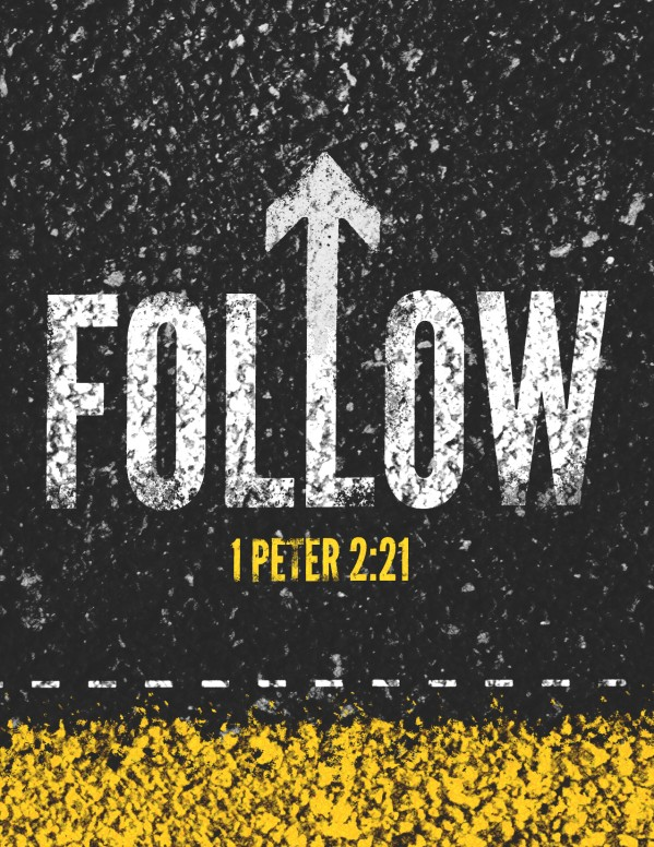 Follow Road Church Flyer