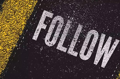 Follow Road Title Church Video