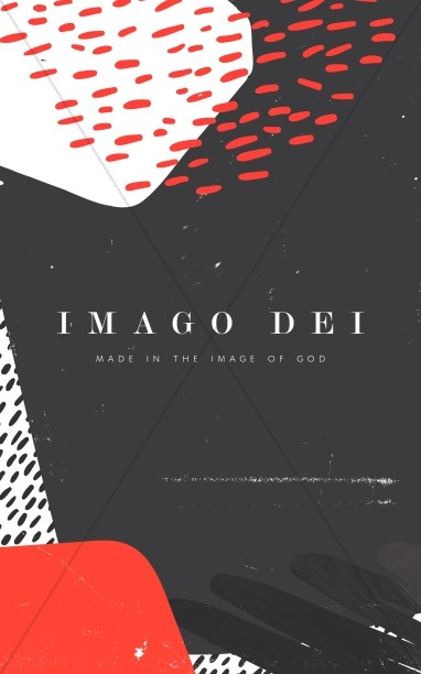 Imago Dei Church Bifold Bulletin