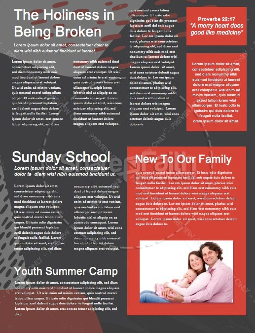 Imago Dei Church Newsletter