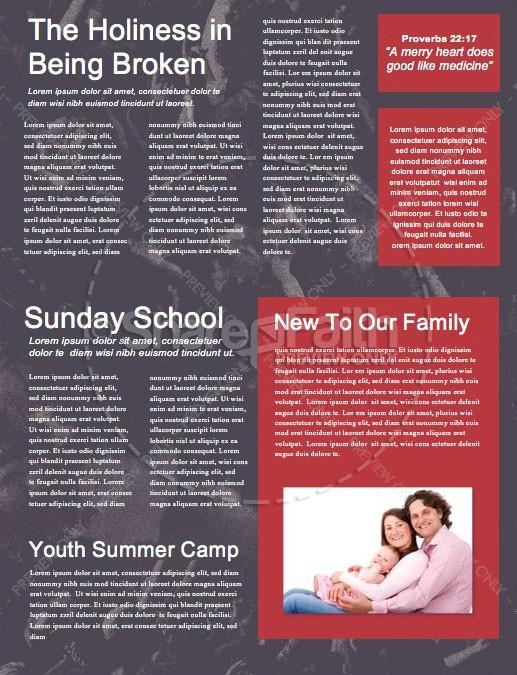 Revival Church Newsletter