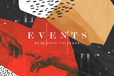 Imago Dei Events Church Motion Graphic
