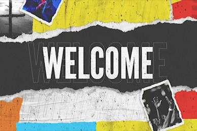 Revival Hope Welcome Church Motion Graphic