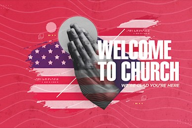 Red See You At The Pole Welcome Church Video