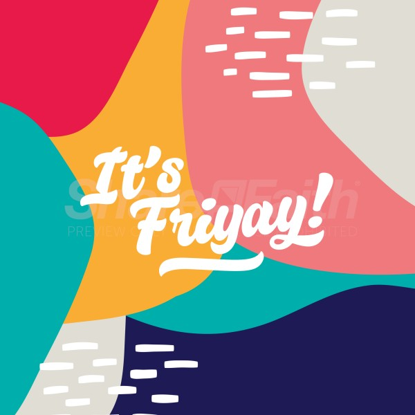 Friyay Social Media Graphic