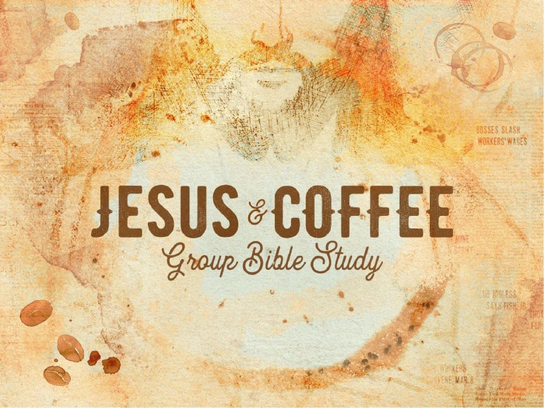 Jesus And Coffee Church PowerPoint