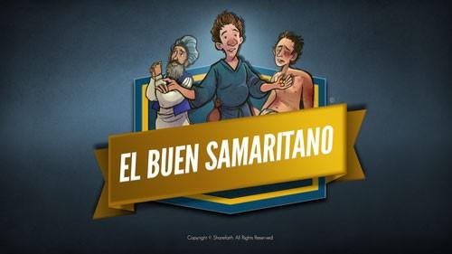 El video bíblico del buen samaritano para niños