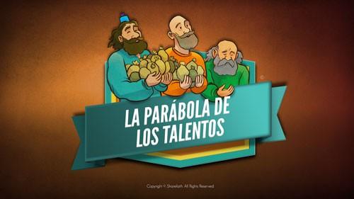 La parábola de los talentos Video bíblico para niños.