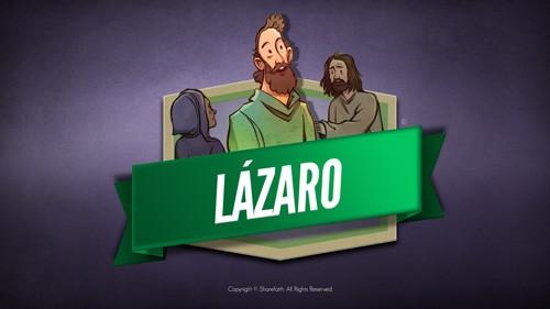 Juan 11 Lázaro Video bíblico para niños