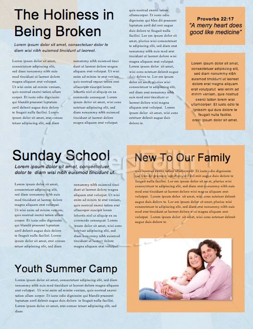 Small Groups Big Difference Church Newsletter | page 2