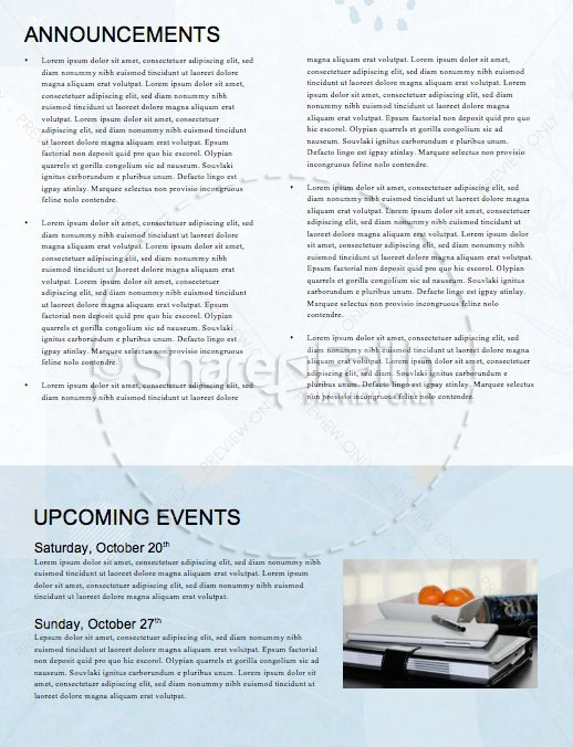 Small Groups Big Difference Church Newsletter | page 4
