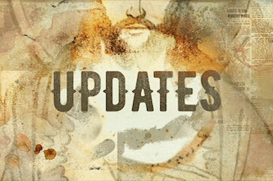 Jesus And Coffee Updates Church Video