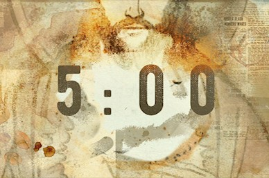 Jesus And Coffee Countdown Church Video