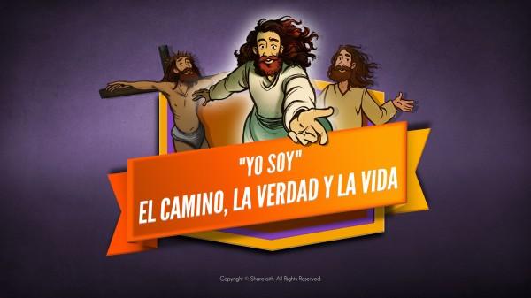 Juan 14 El camino, la verdad y la vida Video bíblico para niños