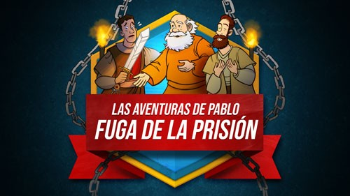 Video bíblico de Hechos 16 Prison Break para niños