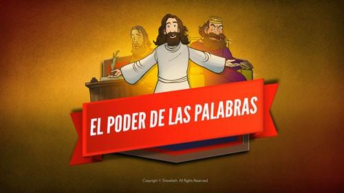 Santiago 3 El poder de las palabras Video bíblico para niños
