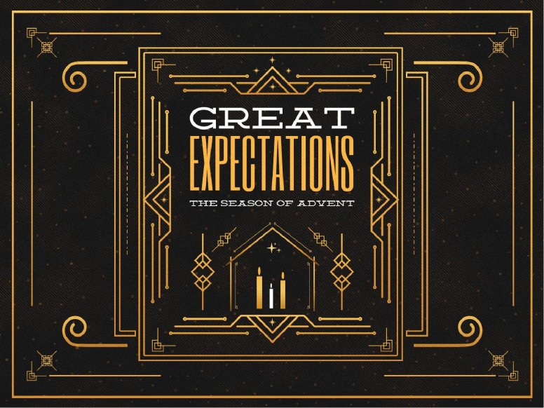 Advent Great Expectations Church PowerPoint